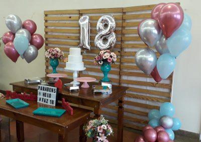 Festa 18 anos Heloisa