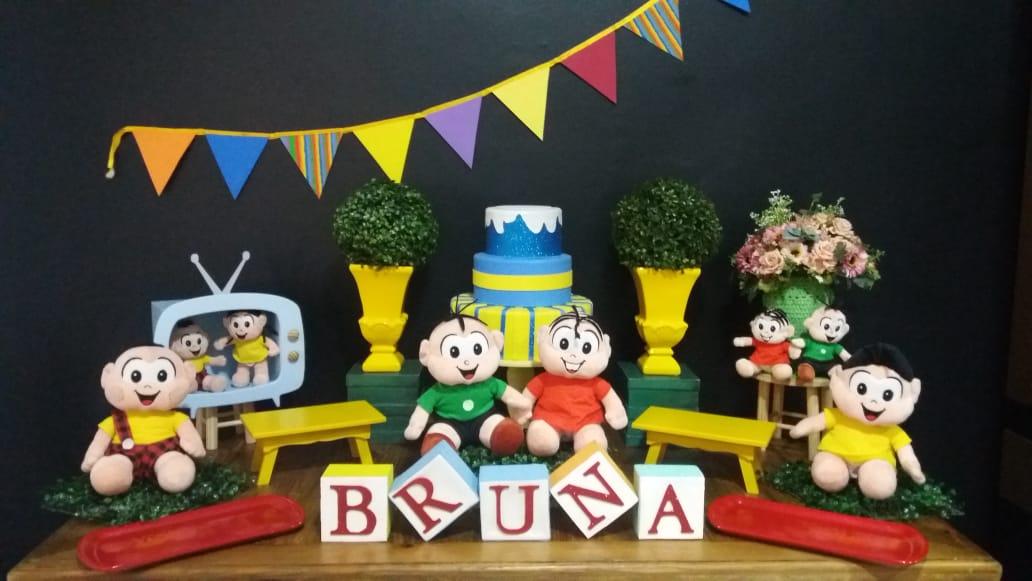 Festa na Caixa Turma da Mônica