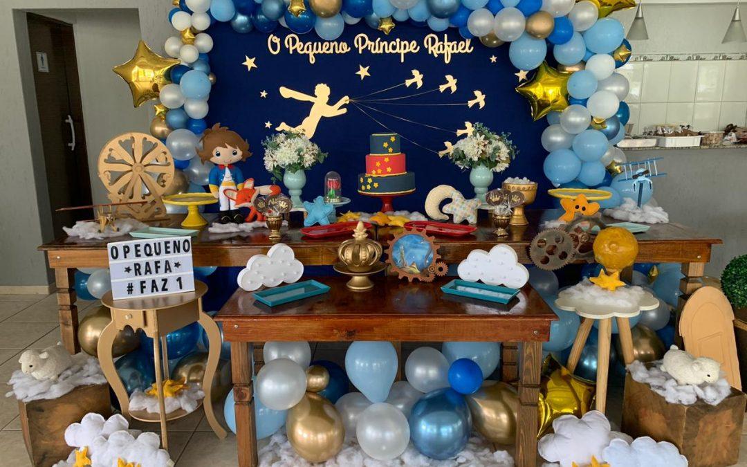 Festa Pequeno Príncipe – Bruna 09/11/2019