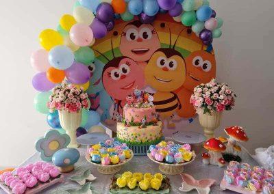 Arco de balões Cand Colors 090121 (3)