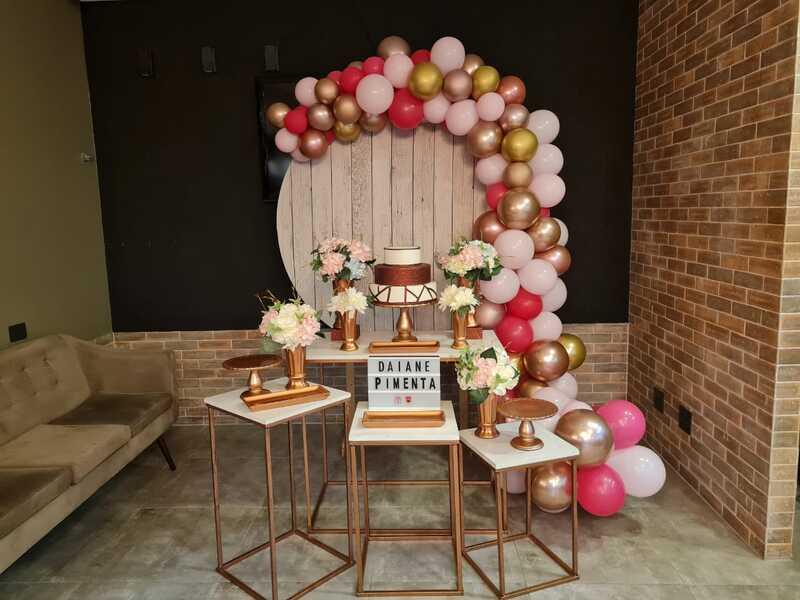 Festa Mini Table Rose Gold 08_01_2021 Arujá